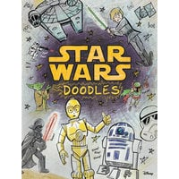 Star Wars Doodles Book