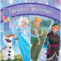 Frozen: Arendelle Adventures: Read-And-Play Storybook