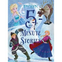 Image of Frozen 5-Minute Stories # 1