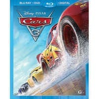 Image of Cars 3 Blu-ray Combo Pack # 1