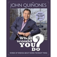 What Would You Do? Book