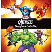 Image of The Avengers Storybook Collection # 1