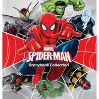 Spider-Man Storybook Collection Book