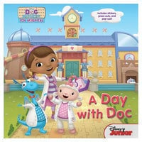Doc McStuffins: A Day with Doc Book