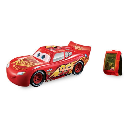 Lightning McQueen Turn and Drive Car