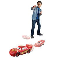 Image of Lightning McQueen Turn and Drive Car # 2