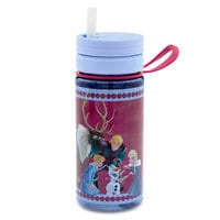 Image of Olaf's Frozen Adventure Water Bottle # 1