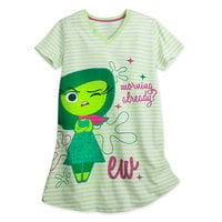 Inside Out Nightshirt for Women - Disgust