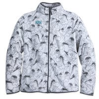 Eeyore Fleece Jacket for Women - Personalizable