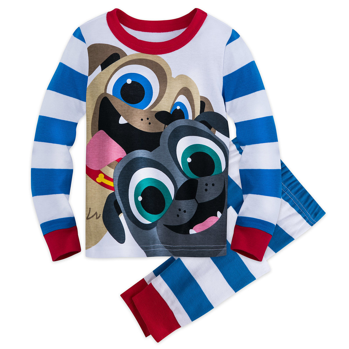 Bingo and Rolly PJ Set for Kids - Puppy Dog Pals