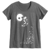Jack Skellington and Sally T-Shirt for Women - Plus Size