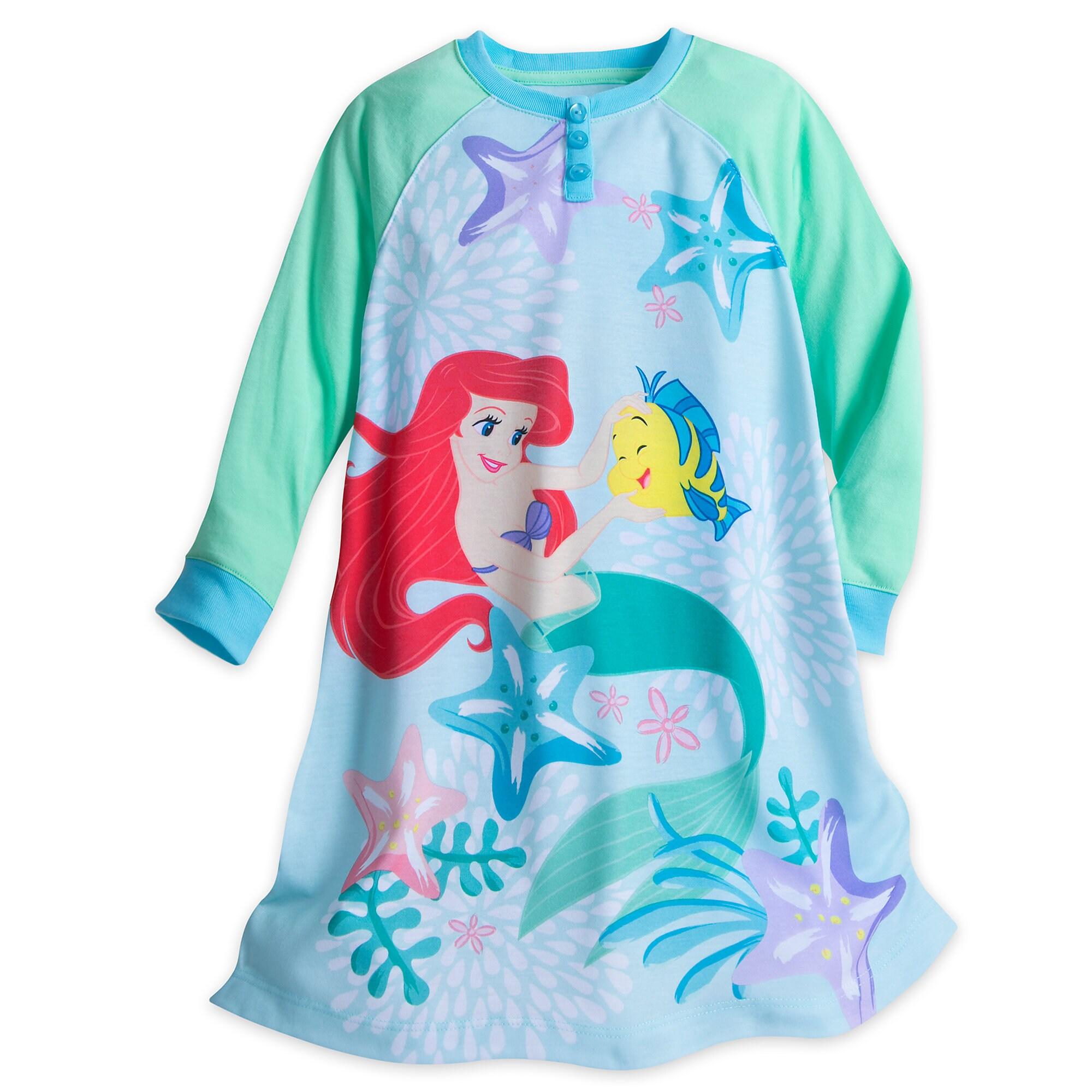 Ariel Nightshirt for Kids