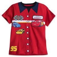 Cars Mechanic's Shirt T-Shirt for Boys