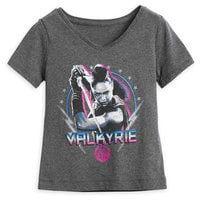 Valkyrie T-Shirt for Girls - Marvel Thor: Ragnarok