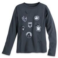 Tim Burton's The Nightmare Before Christmas Long Sleeve T-Shirt for Boys