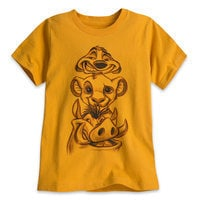 The Lion King T-Shirt for Boys