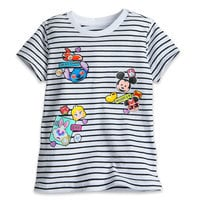 Image of Disney Emoji Tee for Girls # 1