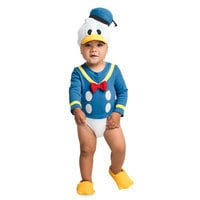 Image of Donald Duck Costume Bodysuit for Baby # 2