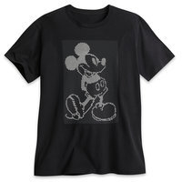 Mickey Mouse Pixelated T-Shirt for Men