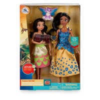 Image of Elena of Avalor Deluxe Singing Doll Set - 11'' (with 10'' Isabel) # 2