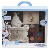 Olaf Pictures and Frame Paint Set - Olaf's Frozen Adventure