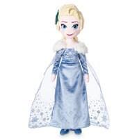 Image of Elsa Plush Doll - Olaf's Frozen Adventure - Medium - 19'' # 1