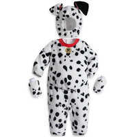Image of 101 Dalmatians Plush Costume for Baby - Personalizable # 2