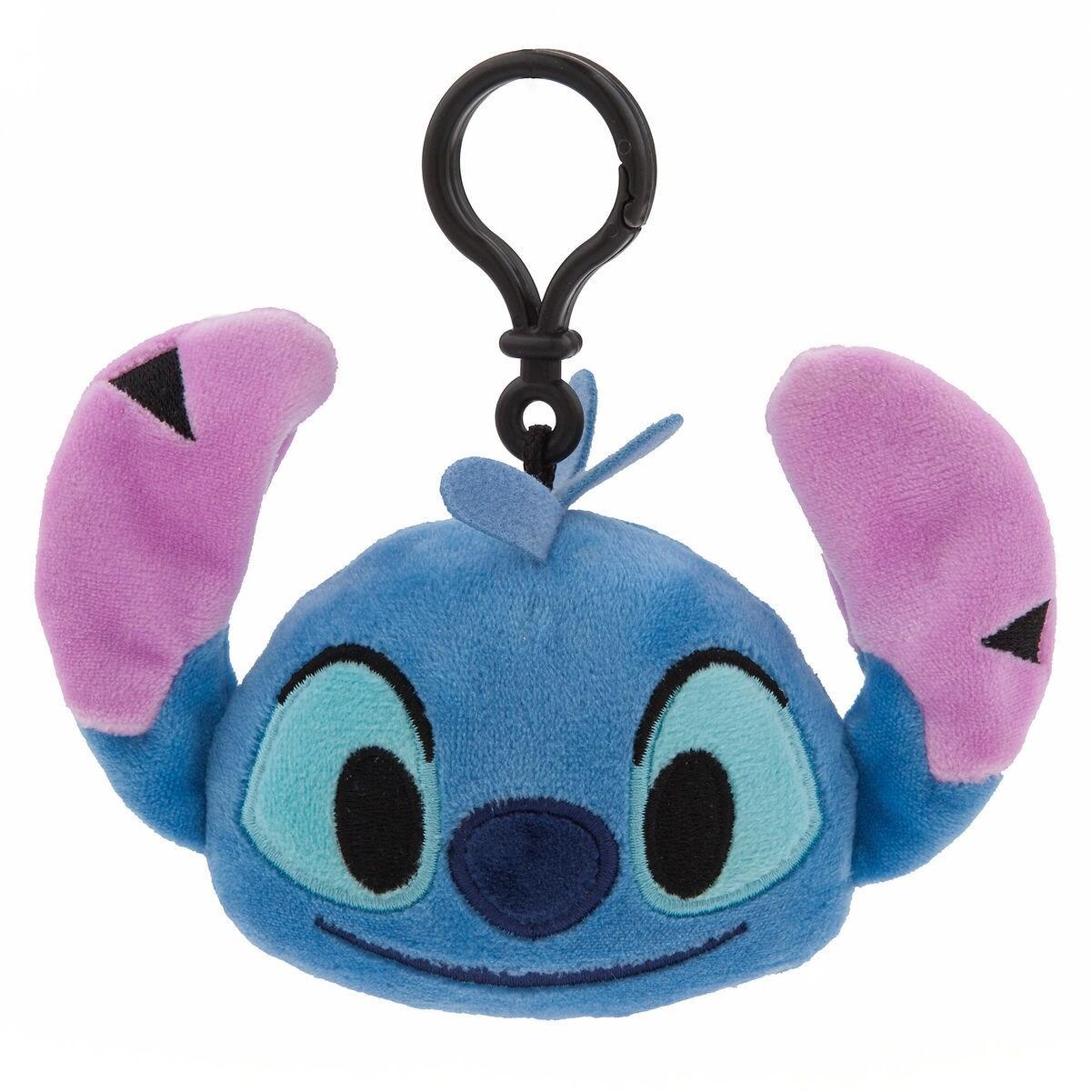 Stitch Emoji Plush Backpack Clip 4 Shopdisney
