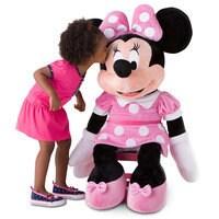 Minnie Mouse Plush - Jumbo - 42''