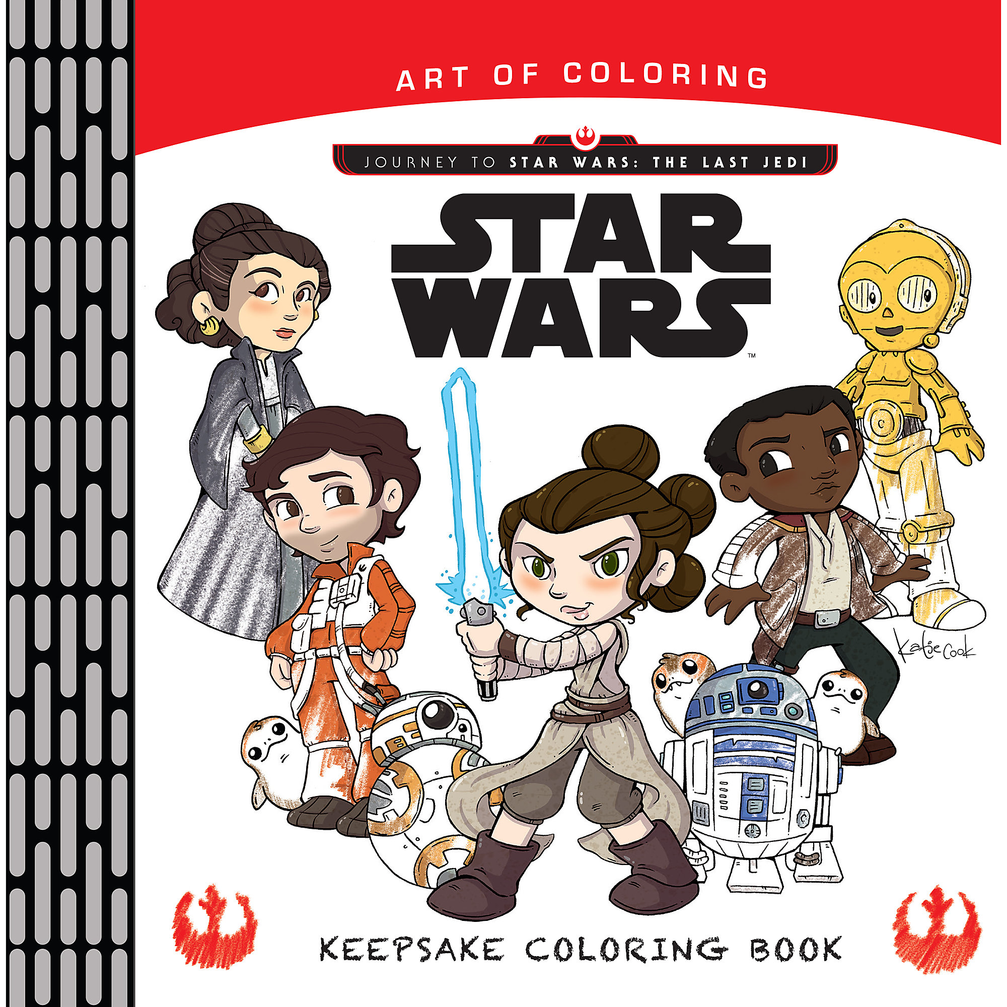 Journey To Star Wars The Last Jedi Coloring Book Shopdisney