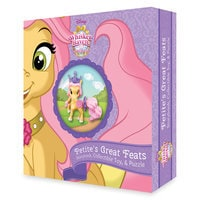 Whisker Haven Tales with the Palace Pets: Petite's Great Feats Storybook and Toy Set