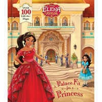 Image of Elena of Avalor: A Palace Fit for a Princess Book # 1