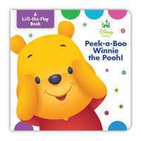 Image of Disney Baby: Peek-a-Boo Winnie the Pooh Book # 1