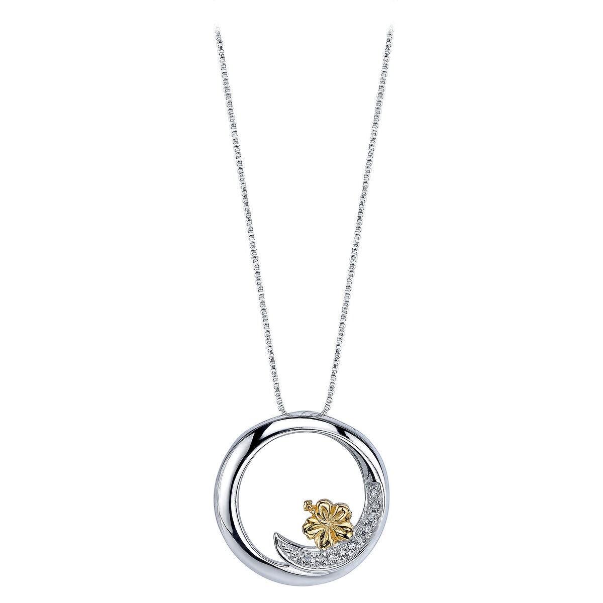 lilo stitch ohana means family diamond necklace shopdisney