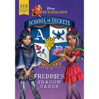 Image of Descendants School of Secrets: Freddie's Shadow Cards # 1