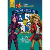 Image of Descendants School of Secrets: CJ's Treasure Chase Book # 1