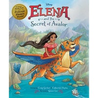 Image of Elena and the Secret of Avalor Book # 1