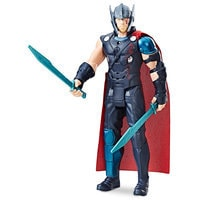Image of Thor Electronic Action Figure by Hasbro - Marvel Thor: Ragnarok # 1