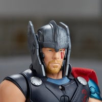 Image of Thor Electronic Action Figure by Hasbro - Marvel Thor: Ragnarok # 4