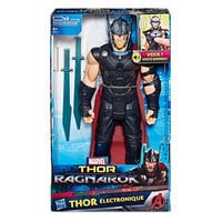 Image of Thor Electronic Action Figure by Hasbro - Marvel Thor: Ragnarok # 5