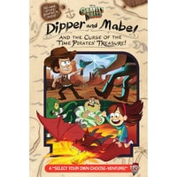 Gravity Falls: Dipper and Mabel and the Curse of the Time Pirates' Treasure Book
