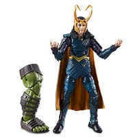 Image of Loki 6'' Action Figure by Hasbro - Thor: Ragnarok # 1