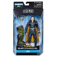 Image of Loki 6'' Action Figure by Hasbro - Thor: Ragnarok # 5