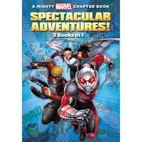 Marvel Spectacular Adventures! Book
