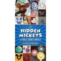 Image of The Hidden Mickeys of Walt Disney World Book # 1