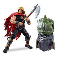 Image of Nine Realms Warrior 6'' Action Figure by Hasbro - Thor: Ragnarok # 1