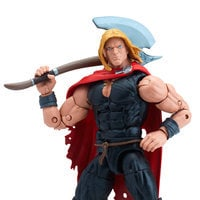 Image of Nine Realms Warrior 6'' Action Figure by Hasbro - Thor: Ragnarok # 3