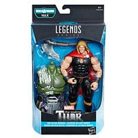 Image of Nine Realms Warrior 6'' Action Figure by Hasbro - Thor: Ragnarok # 5