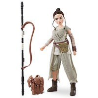 Image of Rey Action Figure by Hasbro - Star Wars: Forces of Destiny - 11'' # 1