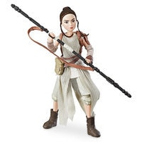 Image of Rey Action Figure by Hasbro - Star Wars: Forces of Destiny - 11'' # 2